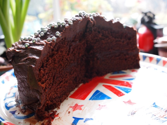 It Seems Appropriate To Start A Month Of Cooking With Great British Bake Off Runner Up Cake Also I Have Found In Life There Is Always Good
